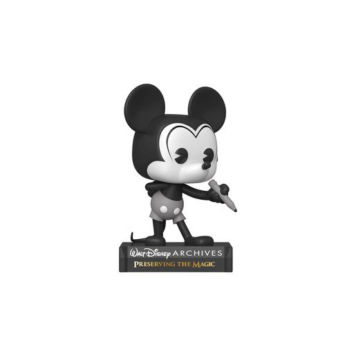 Funko Pop! Disney: Archives - Plane Crazy Mickey