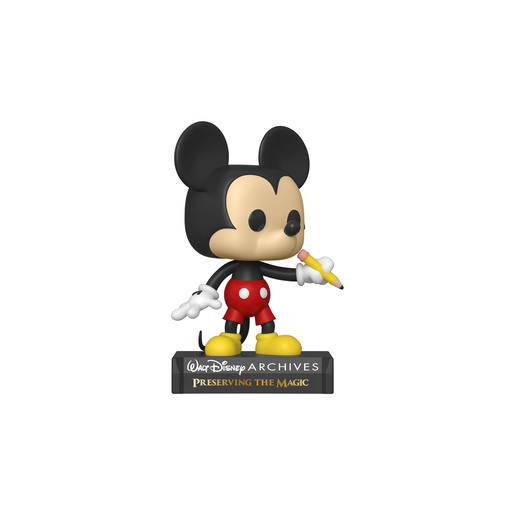 Funko Pop! Disney: Archives - Classic Mickey
