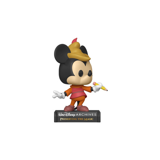 Funko Pop! Disney: Archives - Beanstalk Mickey