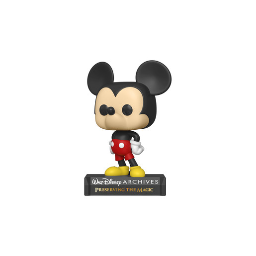 Funko Pop! Disney: Archives - Mickey Mouse
