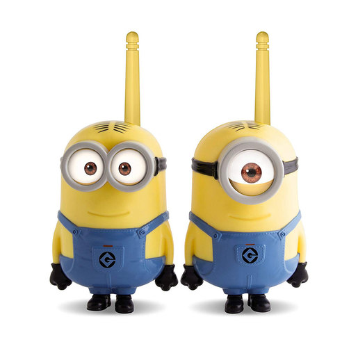 Despicable Me Minions Walkie Talkie