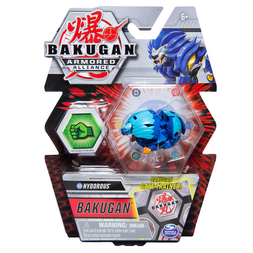 Bakugan Core Armored Alliance Action Figure Series 2 - Hydorous