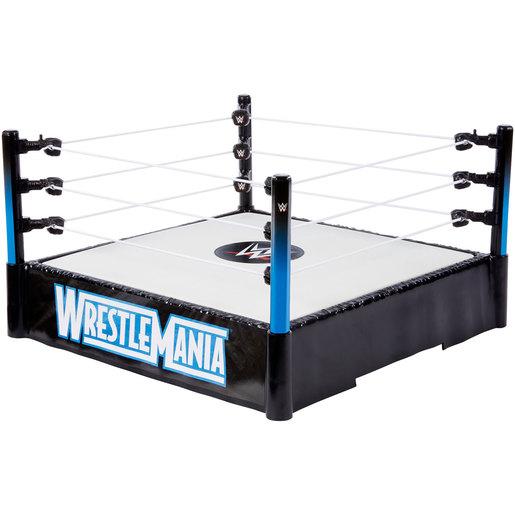 WWE Superstar Ring - WrestleMania from TheToyShop