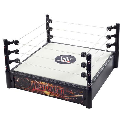 WWE Superstar Ring - WrestleMania and Summer Slam Superstar from TheToyShop