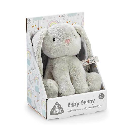 Early Learning Centre Grey Baby Bunny