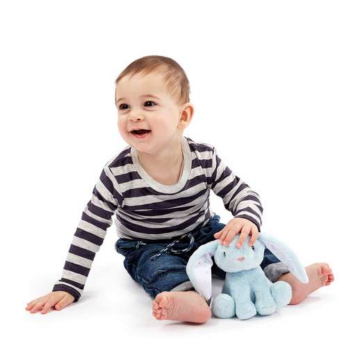 Early Learning Centre  Plush Toy - Blue Bunny