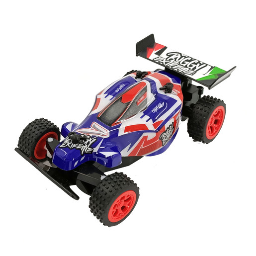 RC 1:28 Buggy Extreme - Blue