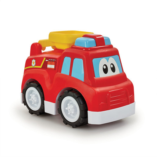 Little Lot Cartoon Vehicle Squad - Fire Truck