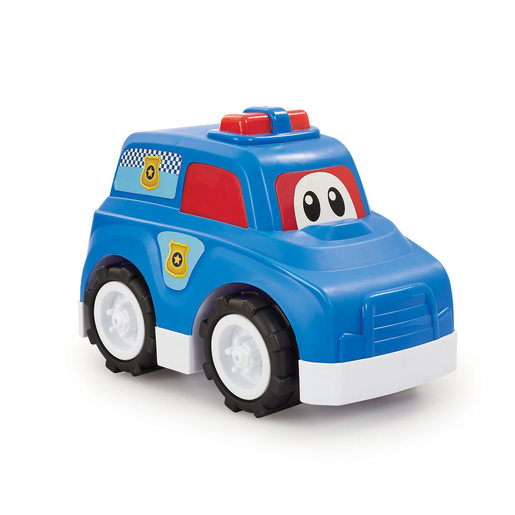 Little Lot Cartoon Vehicle Squad - Police Car