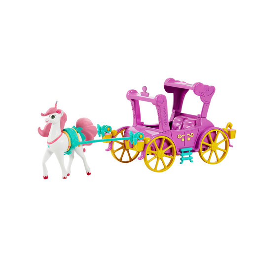 Nella The Princess Knight Royal Carriage & Trinket Playset