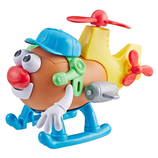 Playskool Mr. Potato Head Mash Mobiles - Potato Helicopter