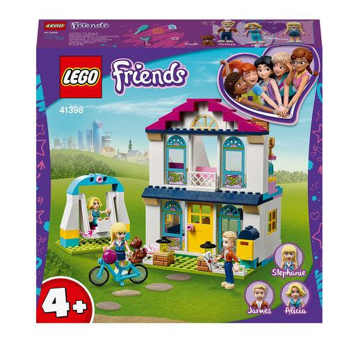 LEGO Friends Stephanie's House Mini Doll Playset - 41398