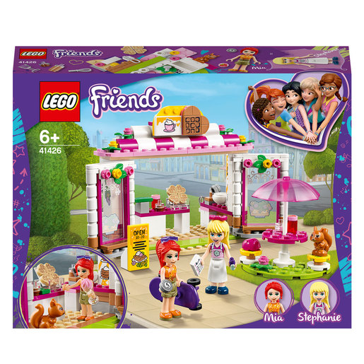 LEGO Friends Heartlake City Park Café Ice Cream Set - 41426