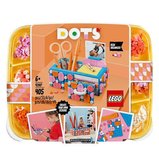 LEGO Dots Desk Organiser D.I.Y Craft Set - 41907