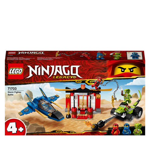 LEGO Ninjago Legacy Storm Fighter Battle Jet - 71703