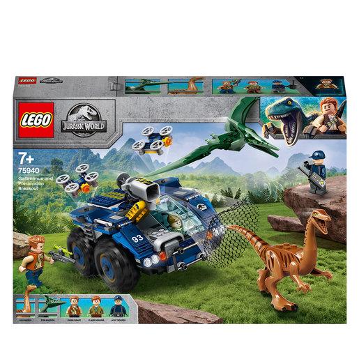 LEGO Jurassic World Pteranodon Dinosaur Breakout - 75940