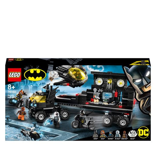 LEGO DC Batman Mobile Bat Base Batcave Truck - 76160