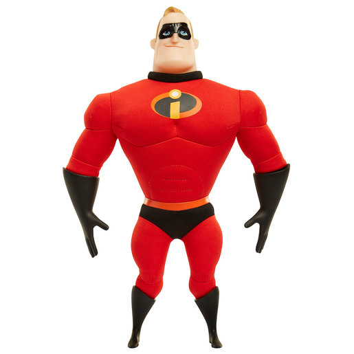 Disney Pixar Incredibles 2 - Mr. Incredible Buddy Soft Figure