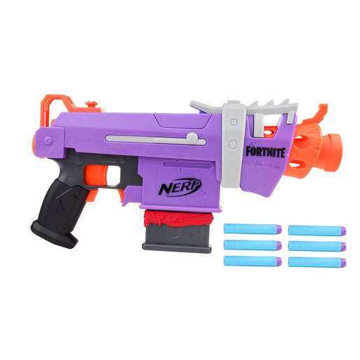 Fortnite Nerf SMG-E - Motorized Dart Blast