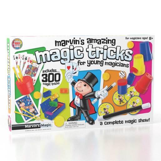 Marvin's Amazing Magic Tricks 300