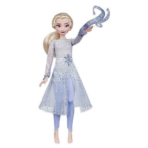 Disney Frozen 2 Magical Discovery Doll - Elsa