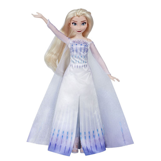 Disney Frozen 2 Musical Adventure Singing Doll - Elsa