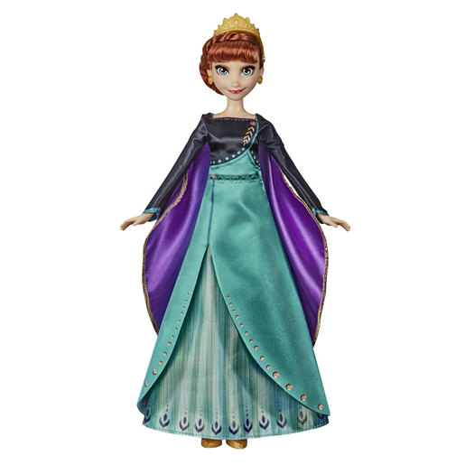 Disney Frozen 2 Musical Adventure Singing Doll - Anna