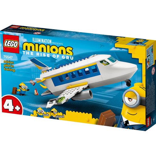 LEGO Minions Minion Pilot in Training - 75547