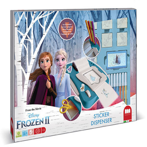 Disney Frozen 2 Sticker Machine