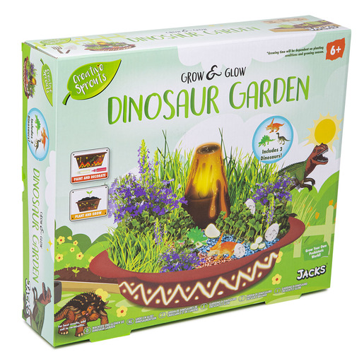 Grow and Glow Dinosaur Garden