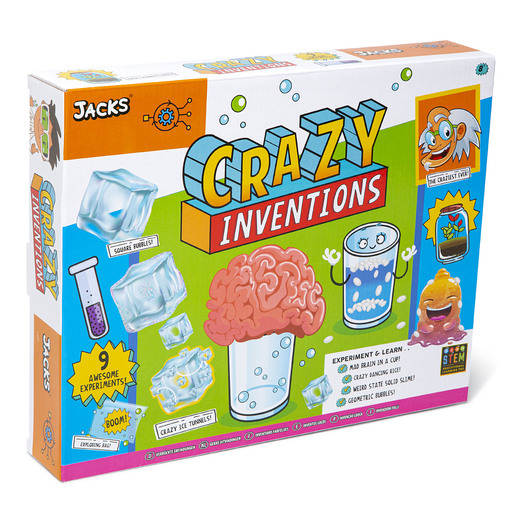 Jacks - Crazy Inventions