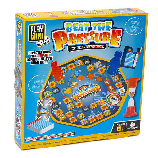Play & Win - Breaking Point Game