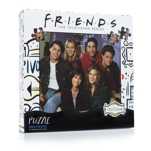 Friends 300pc Puzzle