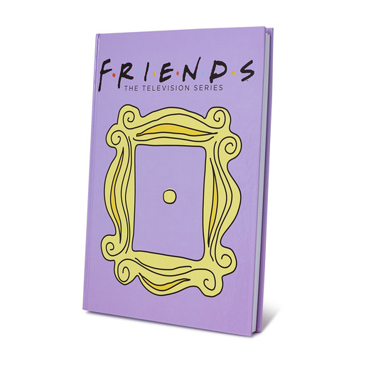 Friends Notebook (Styles Vary - 1 Supplied)