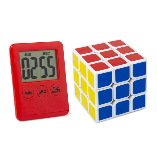 Speed Cube Challenge Puzzle from TheToyShop