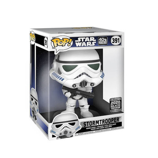 Funko Pop! Star Wars: Stormtrooper 10inch (UK Exclusive)