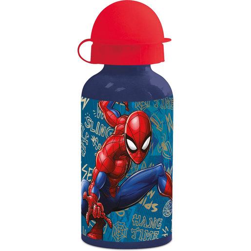 Marvel Spider Man Aluminium 400ml Drinking Bottle