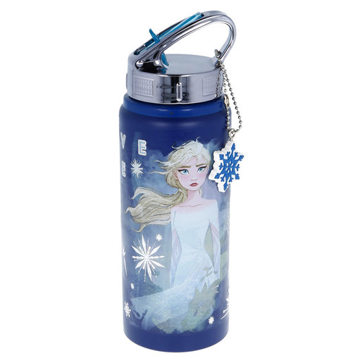Disney Frozen Ice Queen Aluminium 710ml Sports Drinking Bottle