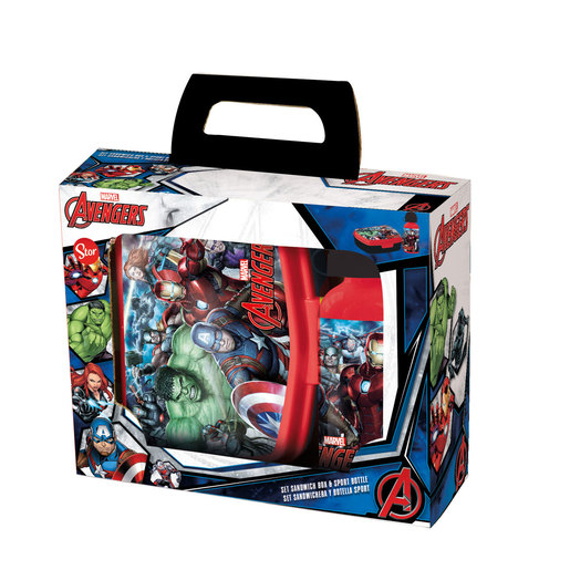 Marvel Avengers Lunch Box