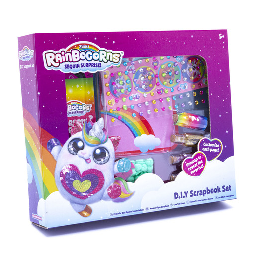 Rainbocorn Scrapbook Set