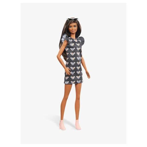 Barbie Fashionistas Doll   Mouse Print Dress