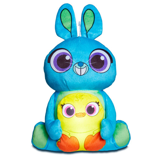 Toy Story 4 Ducky and Bunny GoGlow Light Up Pal
