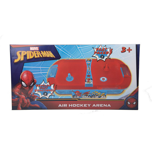 Spider-Man Air Hockey Arena