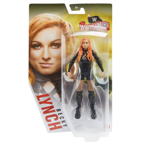 WWE WrestleMania Figure - Becky Lynch