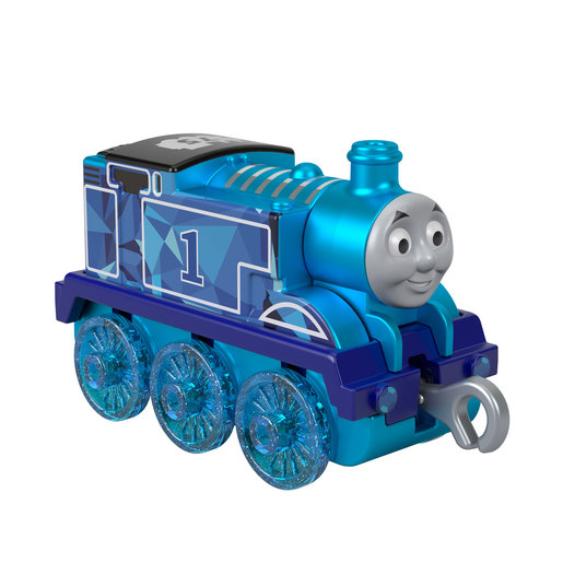 Fisher-Price Thomas & Friends Trackmaster - Push Along Thomas Train Engine - Diamond Anniversary