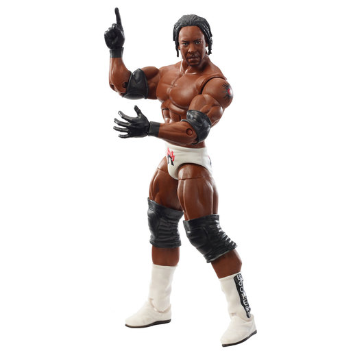 WWE WrestleMania Elite Figure - Booker T from TheToyShop