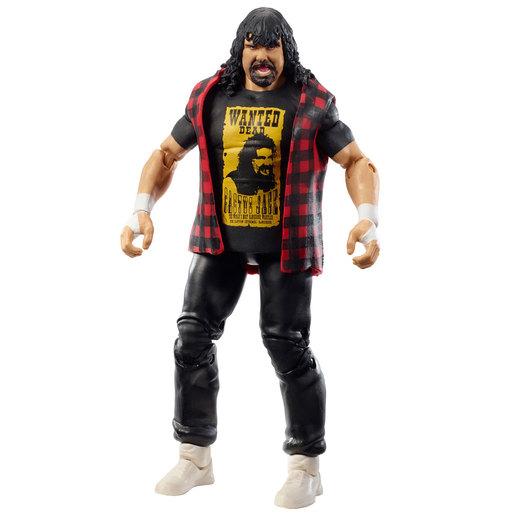WWE WrestleMania Elite Figure - Mick Foley from TheToyShop