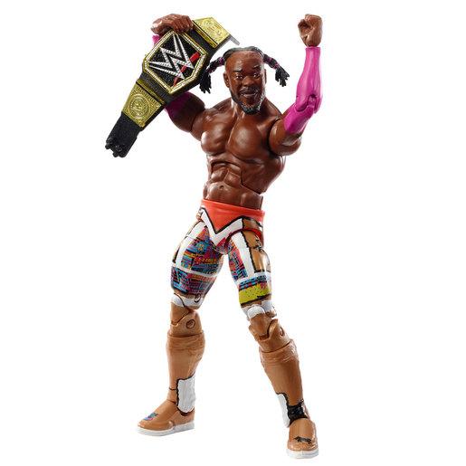 WWE WrestleMania Elite Figure - Kofi Kingston from TheToyShop