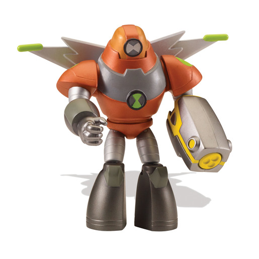Ben 10 - Space Armor Heatblast Figure