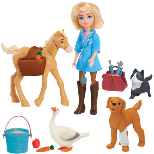Spirit Riding Academy Abigail's Vet Set